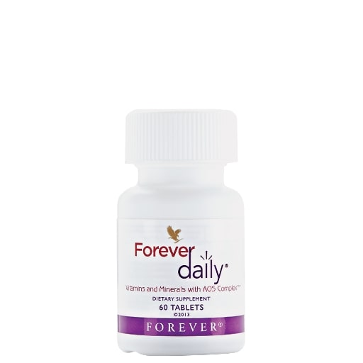 مکمل غذایی فوراور دیلی ، مولتی ویتامین
