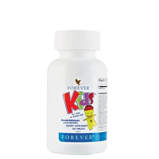 مولتی ویتامین کیدز فوراور ویتامین کودکان